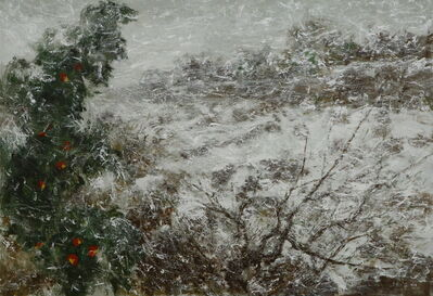 Kang Yobae, 'Snowstorm', 2018