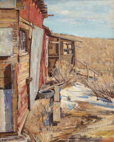 Ron Arthaud, 'Winter's Warmth'