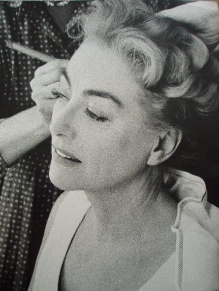 Eve Arnold, 'Joan Crawford, Hollywood, The Best of Everything, Make-up', 1959