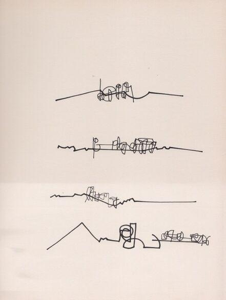 Mirtha Dermisache, 'Untitled', ca. 970