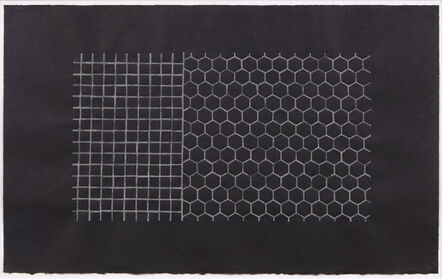 Julia Fish, 'Study after Entry (fragment One)Armature', 1998