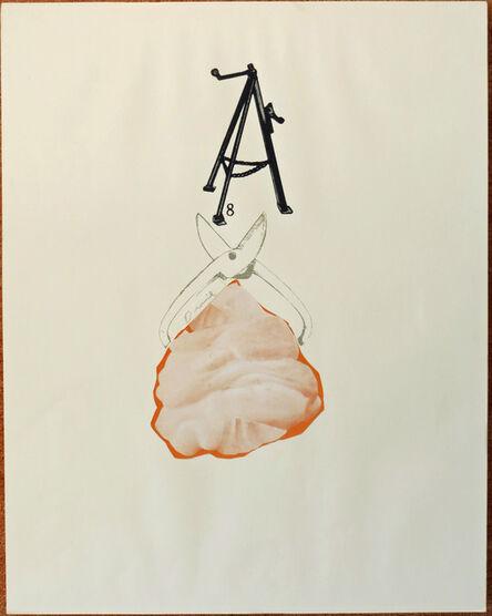 Jim Dine, 'Toolbox 2', 1966