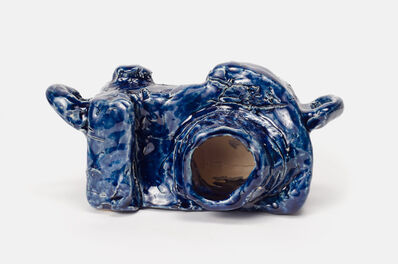 Alan Constable, 'Untitled (Blue digital)', 2012