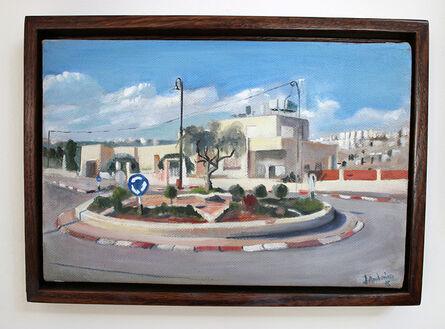 Johny Andonia, 'Shepherds Field Roundabout', 2015