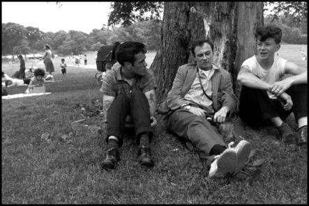 Bruce Davidson, 'Brooklyn Gang with Bruce Davidson. New York City', 1959