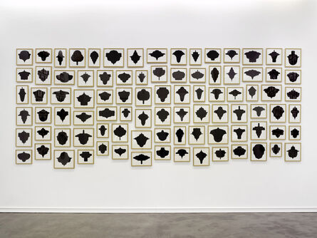 Allan McCollum, 'Collection of 120 Drawings', 1989-1993