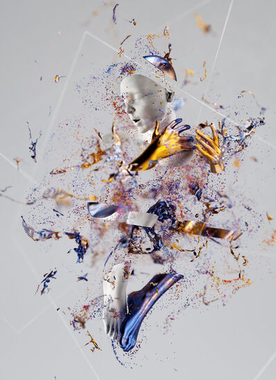 Adam Martinakis, 'Queen of the Moment', 2016