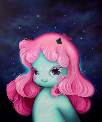 Okokume, 'Everyone can be Cosmic Girl', 2019