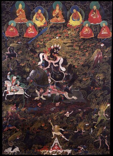 'Shri Devi, Dorje Rabtenma', 17th century