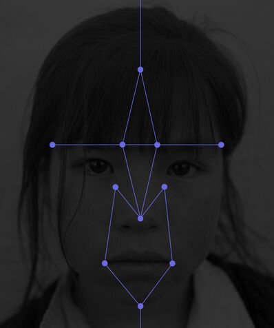 Milagros de la Torre, 'Systems and Constellations (Girl #1)', 2012