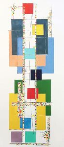 Richard Roblin, 'Geometric Fallingwater 14/12/2003', 2003