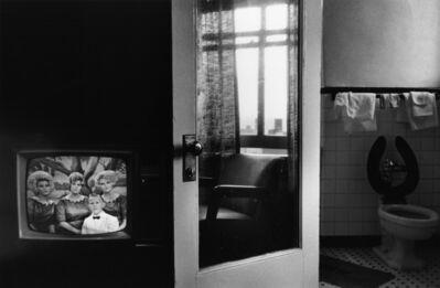 Lee Friedlander, 'Nashville, from The Little Screens', 1963