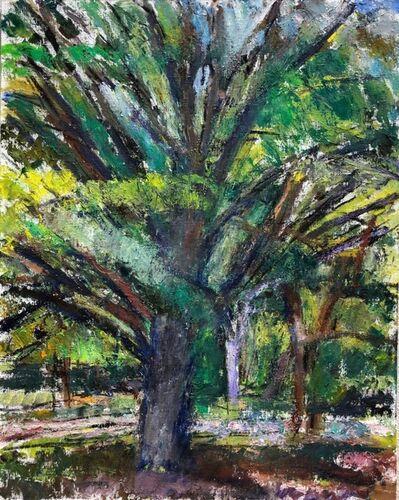 Gael Mooney, 'Trees in Summer', 2021