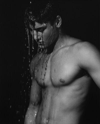 Bruce Weber, 'Justin: NYC Studio', 1986