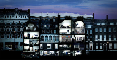 Kevin Vucic-Shepherd, 'Bayley St to Bedford Square', 2008-10