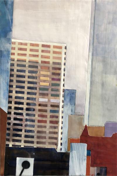 Patti Bowman, 'Old City New City', 2019
