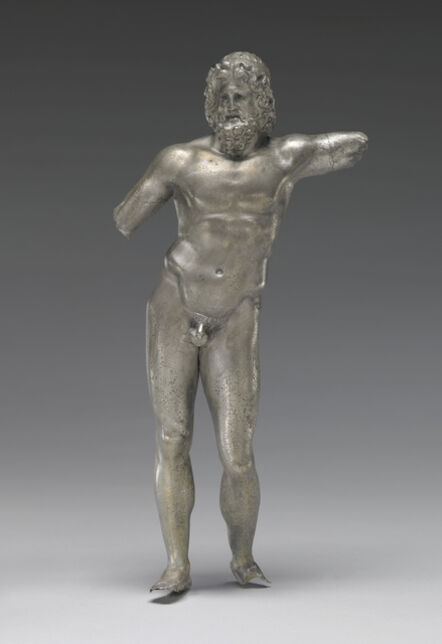 'Statuette of Jupiter',  1st century
