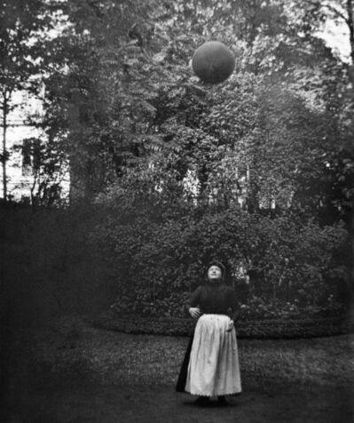Jacques Henri Lartigue, 'Ma nounou Dudu', 1904