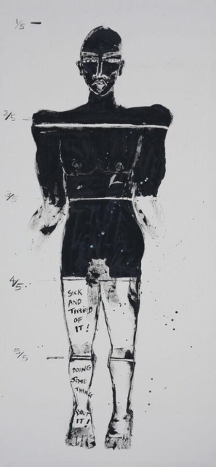 Miles Regis, '3/5 Man'
