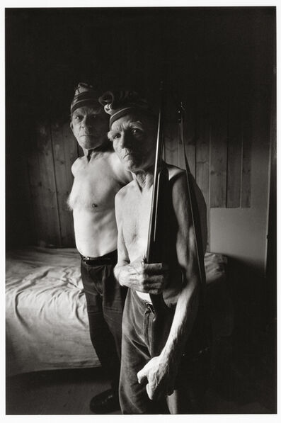 Elin Høyland, 'The Brothers // #6', 2001-2007
