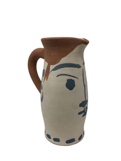 Pablo Picasso, 'Pablo Picasso, 'Chope Visage' AR 434', 1959
