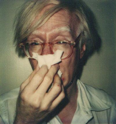 Andy Warhol, 'Self-Portrait,', ca. 1978