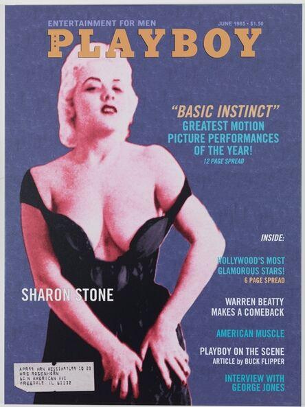 Bob Dylan, 'Playboy Magazine: Sharon Stone', 2011-2012