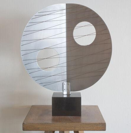 Barbara Hepworth, 'Disk with Strings (Moon)', 1969