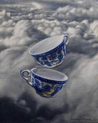 Gregory Block, 'Teacups', 2020