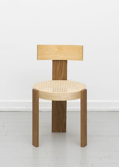 Markus Bergström, 'Birch and Rattan Chair', 2017