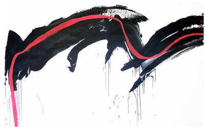 Karl Hyde, 'Whose Curves Dare Pencils to Dreams Dancing?', 2012