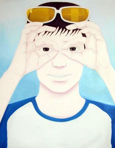 Tatsuhito Horikoshi, 'Glasses Monster', 2010