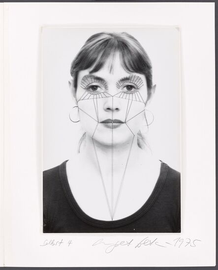 Annegret Soltau, 'Selbst 6 [Self 6]', 1975