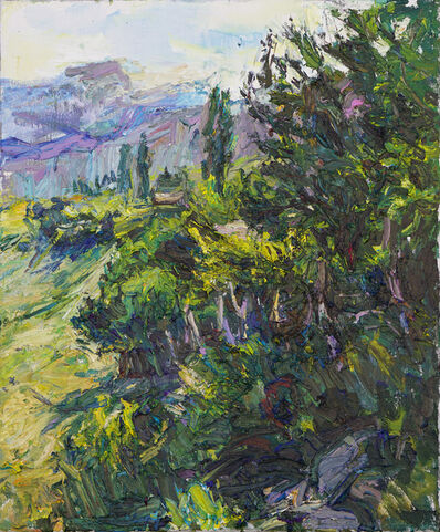 Ulrich Gleiter, 'Orchard in the Mountains', 2017