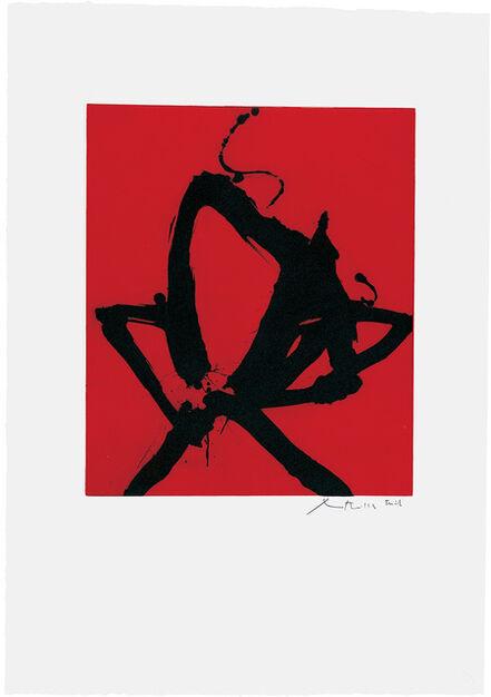 Robert Motherwell, 'Red Sea I', 1976