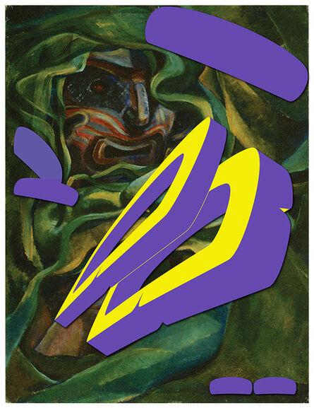 Sonny Assu, 'Choke on an Ovoid', 2014