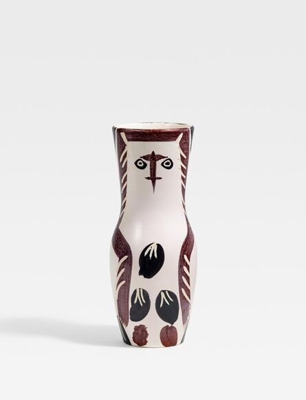 Pablo Picasso, 'Young wood owl', 1952