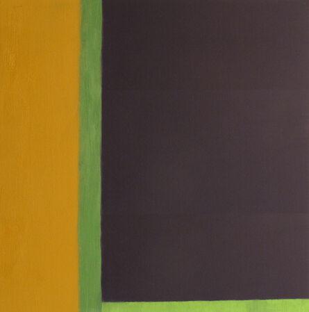 Joan Mellon, 'Aubergine', 2011