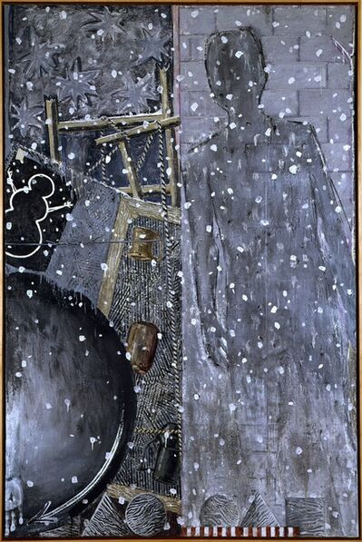 Jasper Johns, 'Winter', 1986