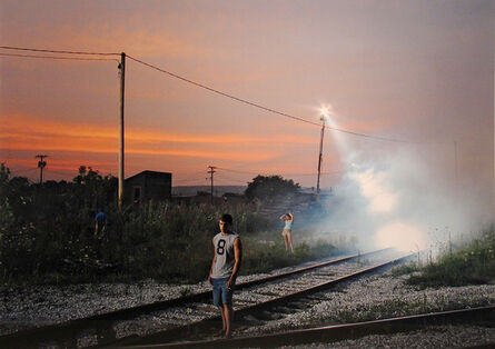 """Gregory Crewdson, 'Untitled (Production Still from """"Beneath the Roses"""")', 2004"""