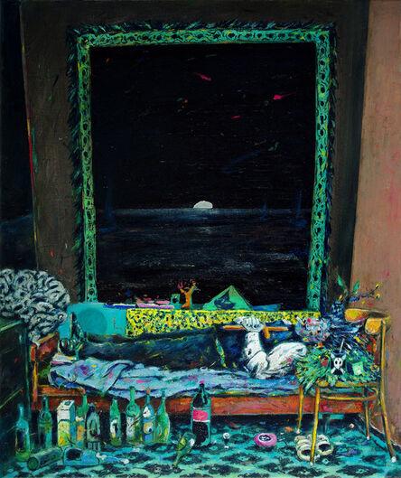 Moritz Schleime, 'Landgang ', 2019