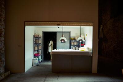 Mika Rottenberg, 'NoNoseKnows (Installation view)', 2015