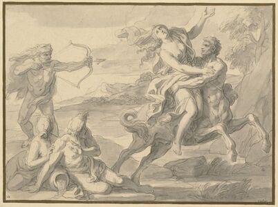 François Verdier, 'The Rape of Deianira', late 1670s?