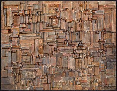 José Gurvich, 'Proporción constructiva', 1959