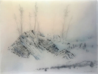 Brooks Salzwedel, 'Long Grass and Blue Mountain', 2016