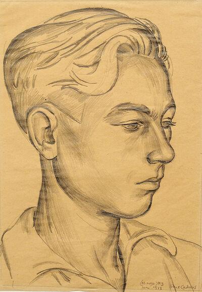 Paul Cadmus, 'Toni El Mozo #3', 1993