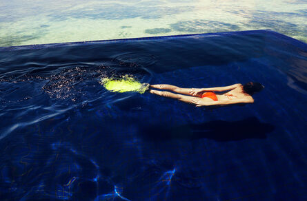 Bruno Poinsard, 'Blue Mermaid', 2020