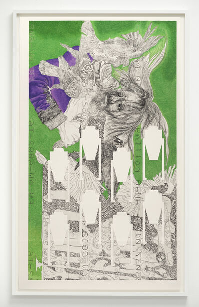 Cédric Eisenring, 'Pigeon Man', 2020