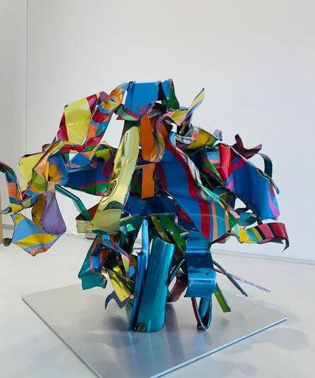 John Chamberlain, 'Bizarre Seaside', 2001