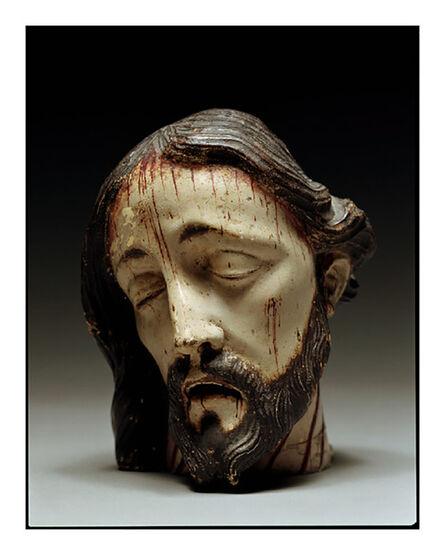 David Bailey, 'Christ Eyes Closed', 2007